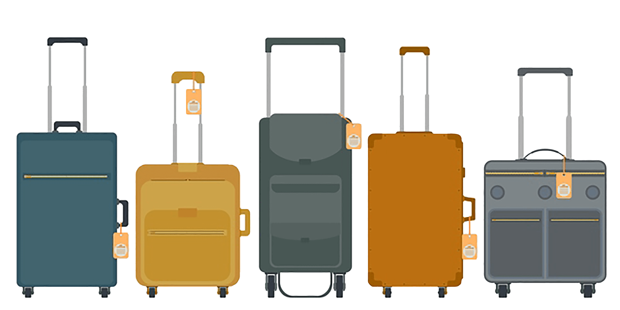 Luggage Transport Between Accommodations